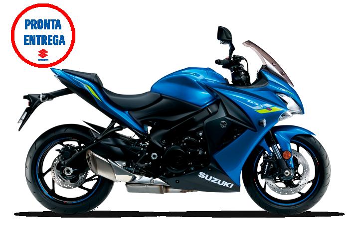 GSX-S1000F -BLUE TRITON METALLIC (YSF) - Thumbnail