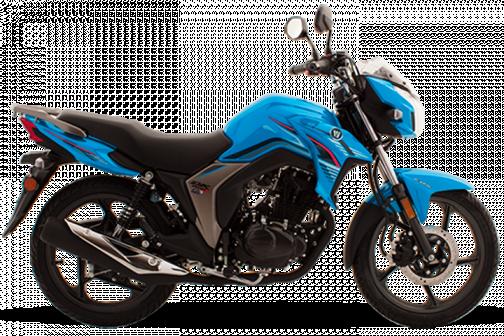 DK 150 S FI (Azul) - Thumbnail
