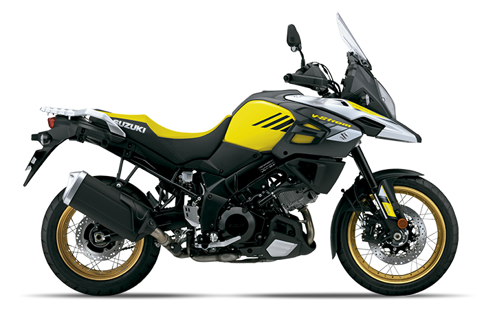 V-STROM 1000 XT ABS - CHAMPION YELLOW NO.2 (YU1) - Thumbnail