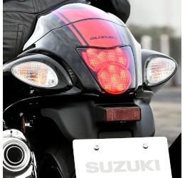 Imagem da lanterna traseira de LED da Hayabusa